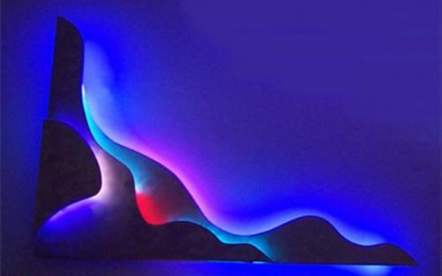 neon в дизайне