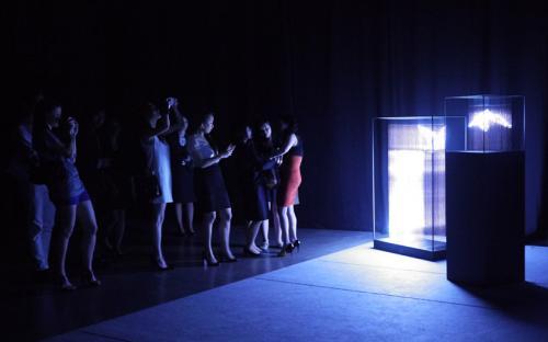 Светодиодная инсталляция